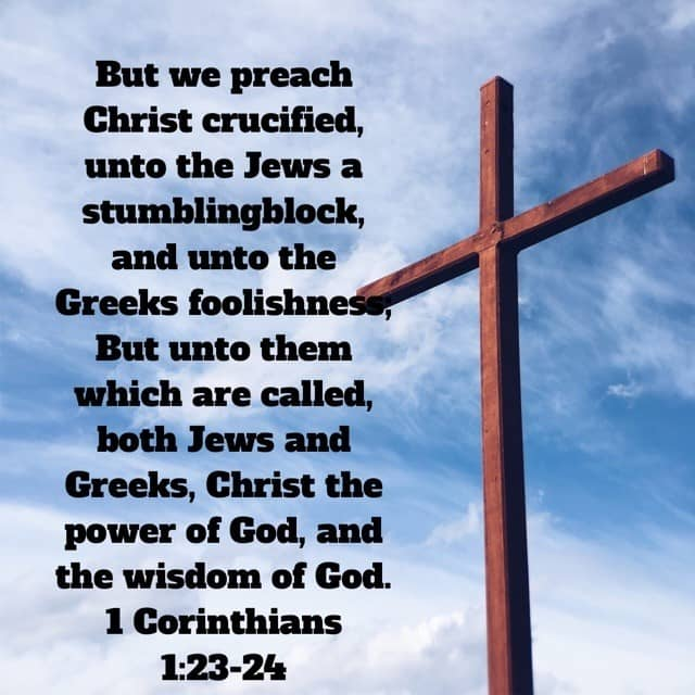 The Meaning Of The Cross Shekina